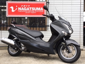 バーグマン200