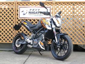 KTM200デューク